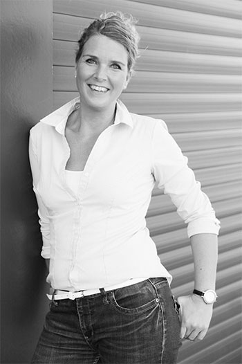 Immobilienmaklerin Nicole Erdmann