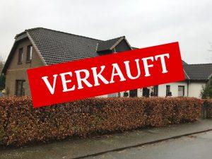 Zweifamilienhaus Silberstedt verkauft